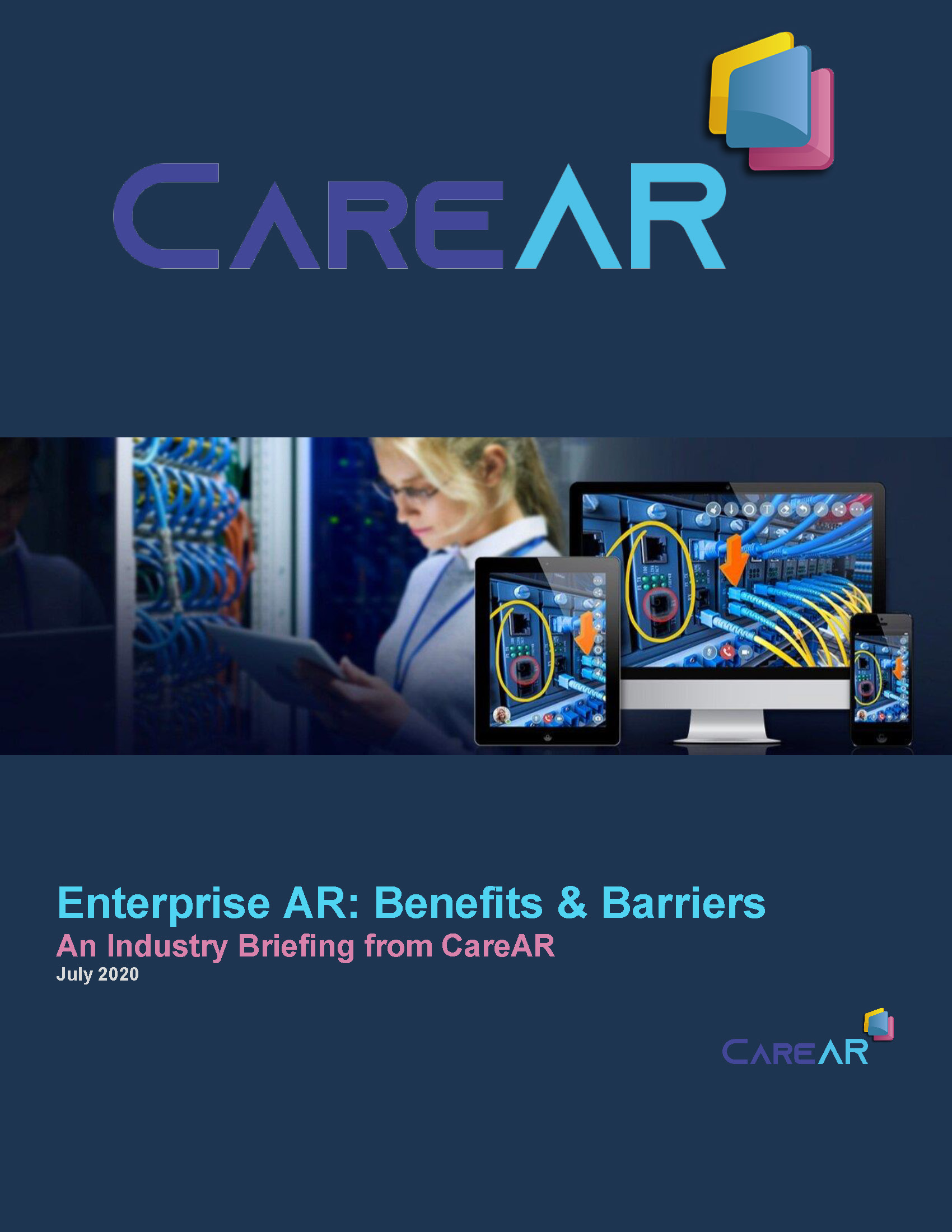 Enterprise Benefits and Barrier White Paper Cover